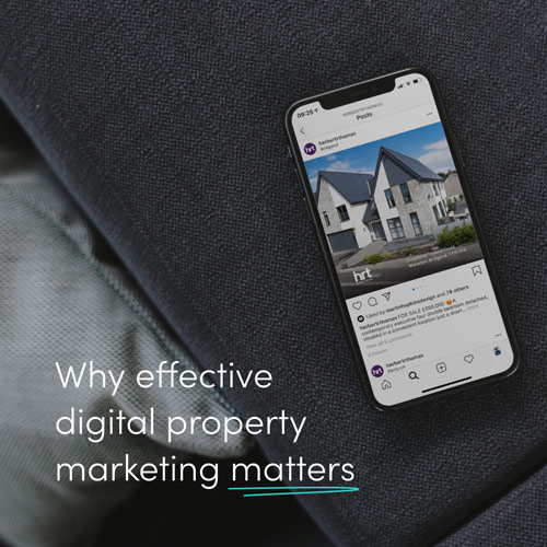 Why effective digital property marketing matters