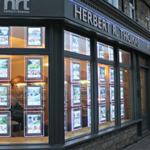 HRT gives Cowbridge office a new look