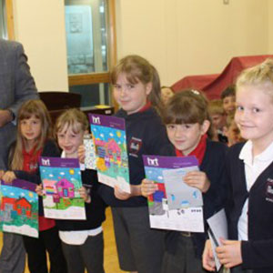 Oldcastle Primary School colouring competition