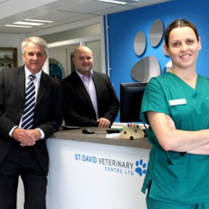 Successful Cardiff Veterinary Company opens second surgery