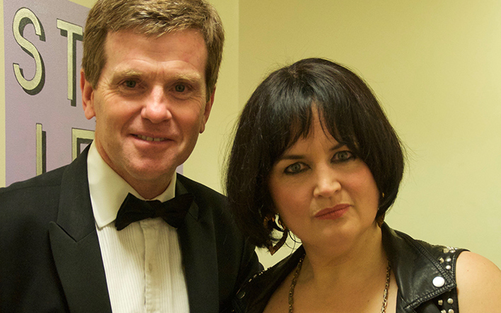£18,500 Raised for RNLI with Ruth Jones & HRT